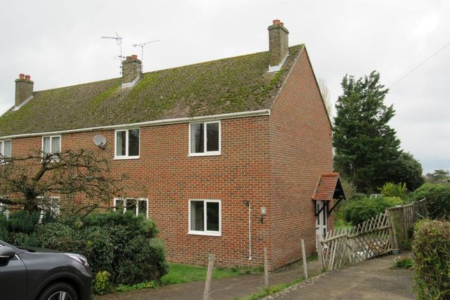 Thumbnail Semi-detached house for sale in 7 Robeshaw, Horn Hill, Milstead, Sittingbourne, Kent