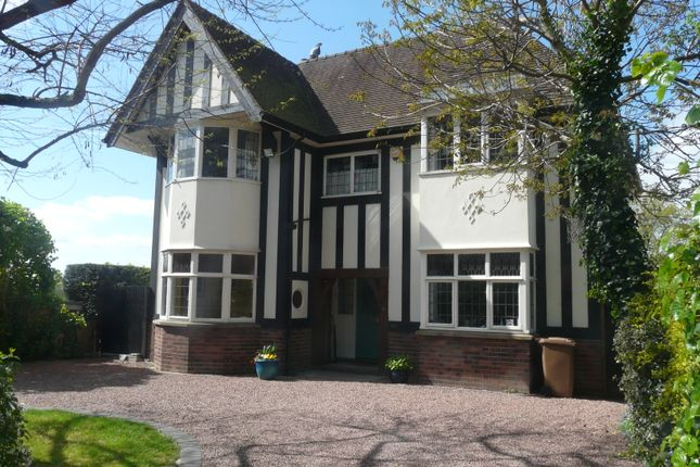 Thumbnail Detached house for sale in Bath Road, Worcester