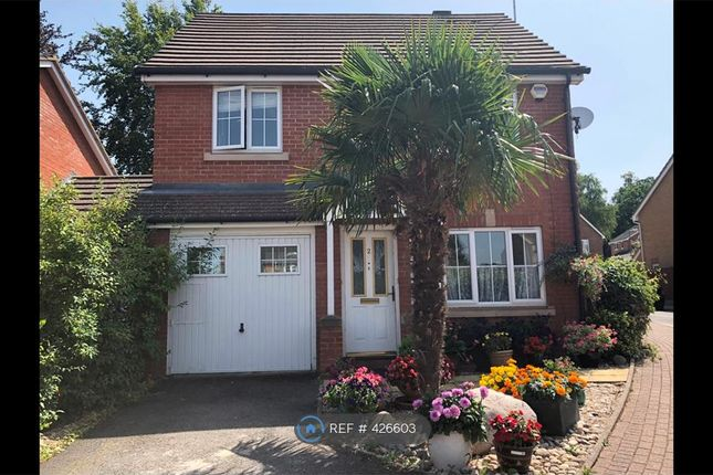 Thumbnail Detached house to rent in Porthallow Close, Orpington