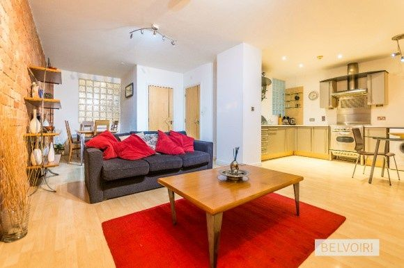 Thumbnail Flat for sale in Newhall Court, George Street, Birmingham