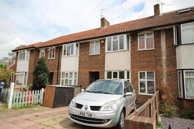 4 bed terraced house for sale in Kingsdown Avenue, London