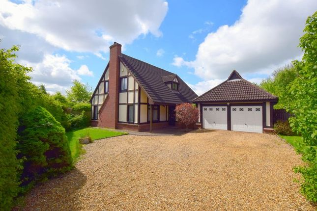 Thumbnail Detached house for sale in Whetstone Close, Heelands, Milton Keynes