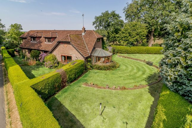 Thumbnail Detached house for sale in Lower Chute, Andover, Hampshire