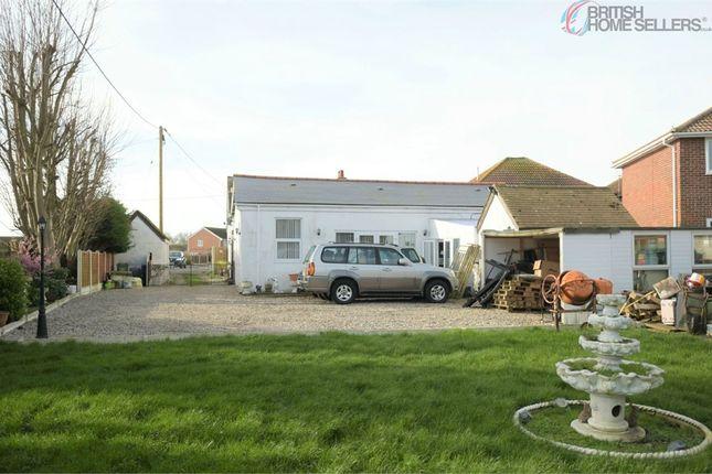 Thumbnail Semi-detached bungalow for sale in Jefferstone Lane, St Marys Bay, Romney Marsh, Kent
