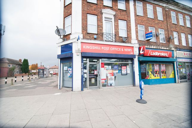 Thumbnail Retail premises for sale in Kingshill Avenue, Hayes