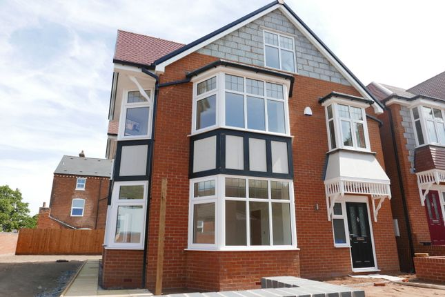 Thumbnail Detached house for sale in Augusta Road, Moseley