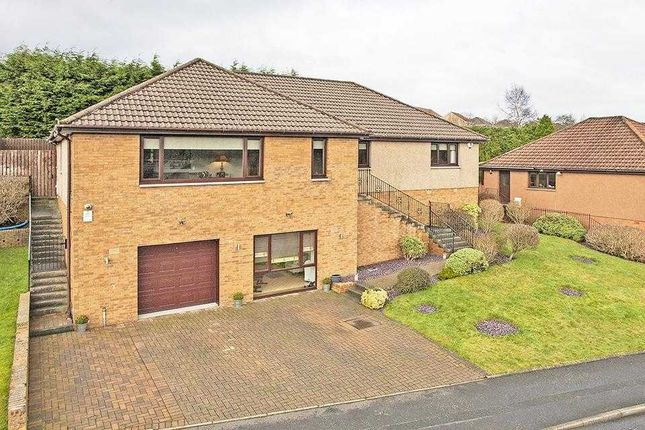 Thumbnail Property for sale in Abbots Moss Drive, Falkirk