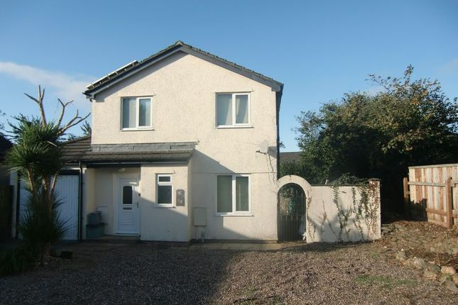 Thumbnail Detached house for sale in St. Andrews Close, Bere Alston, Yelverton