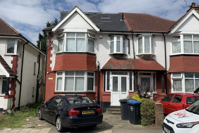 Thumbnail Terraced house to rent in St.Johns Road, Wembley