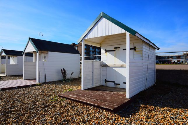 Front of Beach Hut, Bexhill-On-Sea, East Sussex TN40