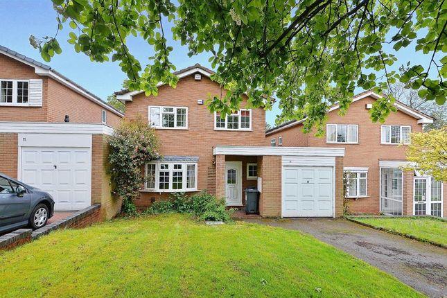 Thumbnail 3 bed link-detached house for sale in Harrisons Green, Edgbaston, Birmingham