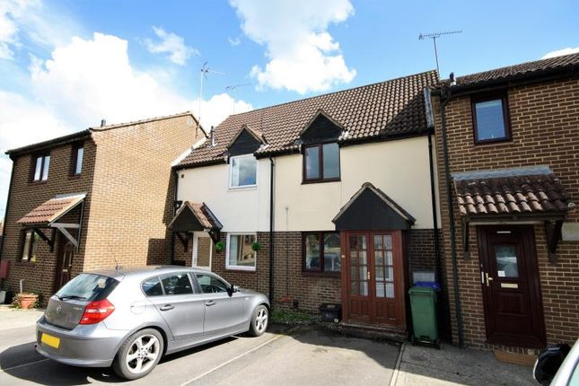 Thumbnail Terraced house to rent in Woodshaw Mead, Royal Wootton Bassett