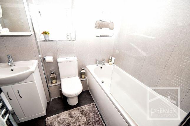 Bathroom of Callaghan Wynd, Blantyre, Glasgow G72