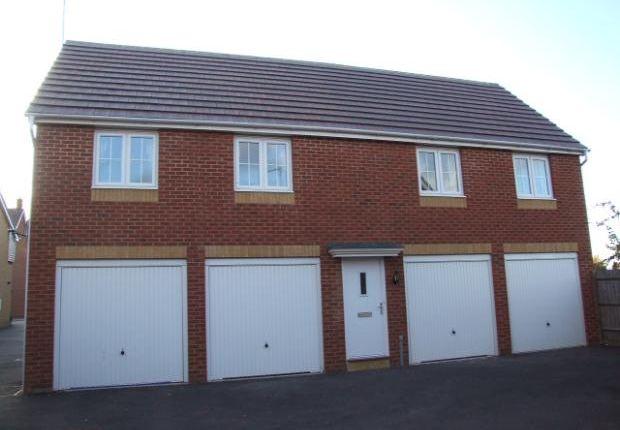 Thumbnail Flat to rent in Regency Court, Rushden