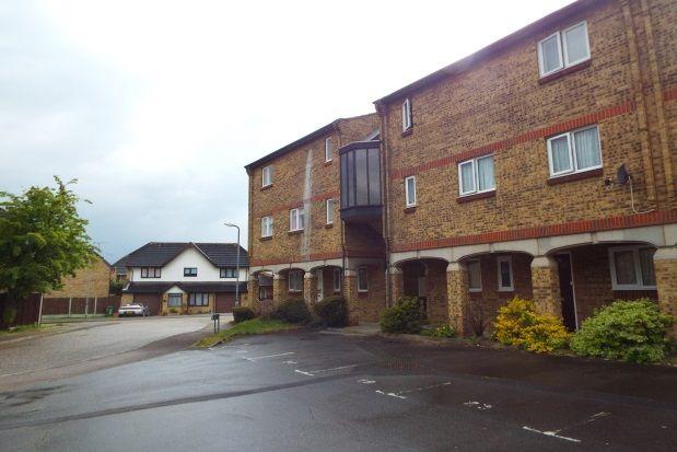 Thumbnail Flat to rent in Calvert Drive, Pitsea, Basildon