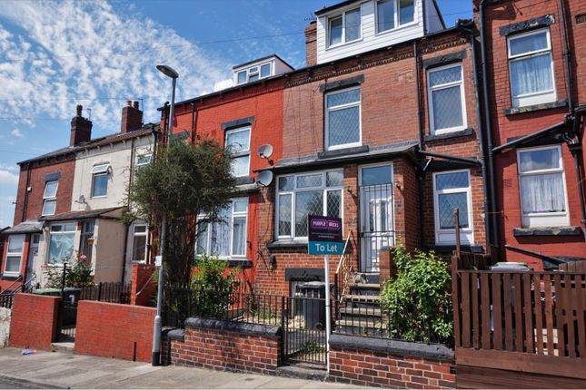 Thumbnail Terraced house to rent in Hudson Place, Leeds
