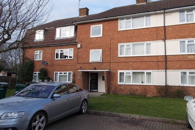 Thumbnail Flat for sale in Parnell Close, Abbotts Langley