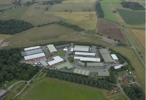 Thumbnail Warehouse to let in Atcham Business Park, Atcham Business Park, Shrewsbury, Shropshire