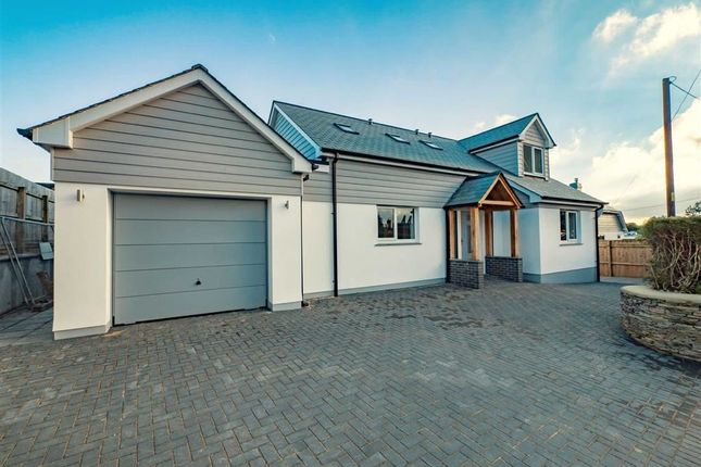 Thumbnail Detached house for sale in Poundfield, Stratton, Bude, Cornwall