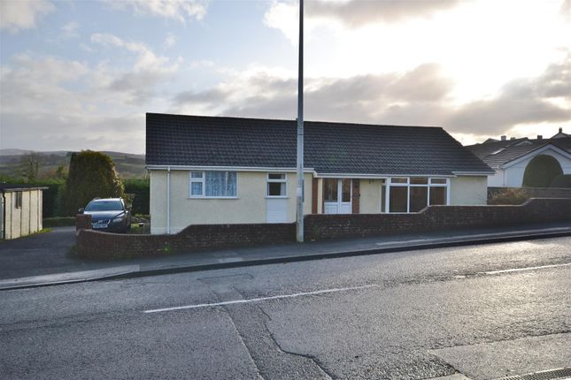 Thumbnail Detached bungalow for sale in Rhosmaen Street, Llandeilo