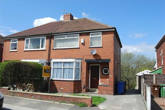 Thumbnail Semi-detached house to rent in Ajax Drive, Bury, Lancs