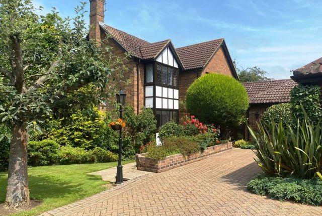 Thumbnail Detached house for sale in Tiverton Avenue, Kingsthorpe, Northampton