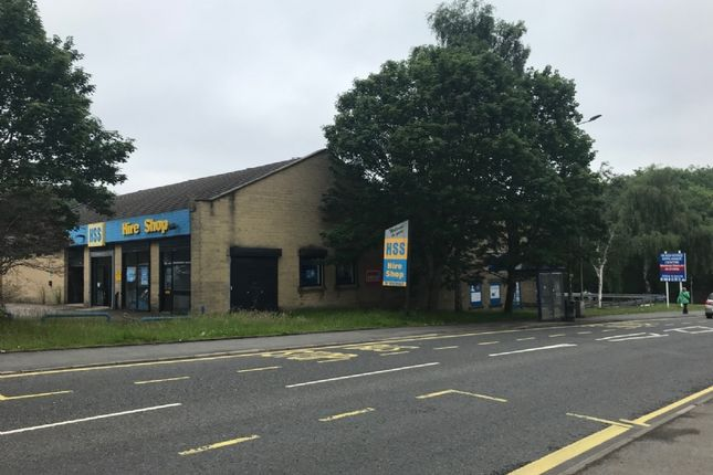 Thumbnail Industrial for sale in Westgate, Burnley