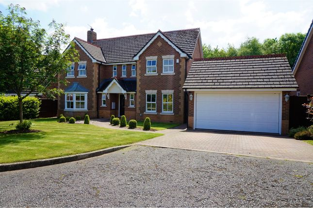 Thumbnail Detached house for sale in Buttermere Drive, Alderley Edge