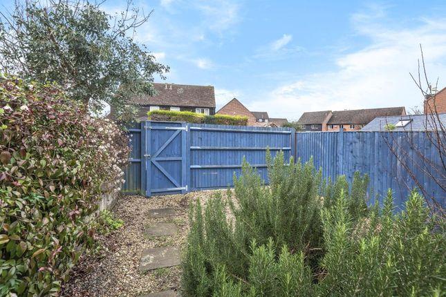 Communal Garden of West Street, Newbury RG14