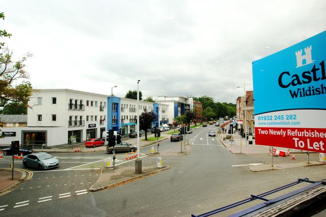 1 bed flat to rent in High Street, Walton On Thames, Surrey KT12