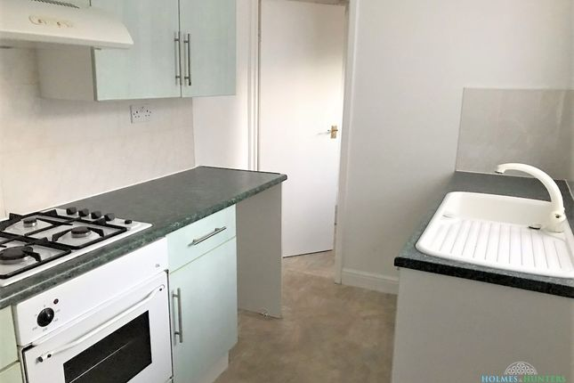 Thumbnail Flat to rent in Lynn Street, Blyth