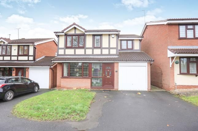 Detached house in  Elwells Close  Bilston  Wolverhampton  West Midlands W Birmingham
