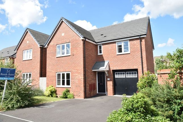 Thumbnail Detached house for sale in Snaffle Way, Evesham