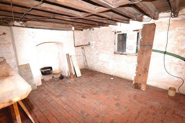 Cellar of Christchurch Lane, Market Drayton TF9
