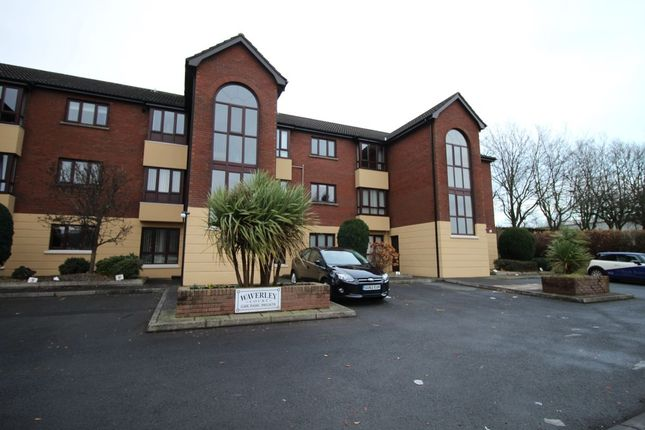 Thumbnail Flat to rent in Waverley Court, Lisburn