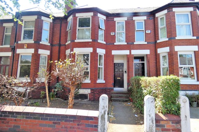 Thumbnail Terraced house for sale in Mauldeth Road West, Withington, Manchester