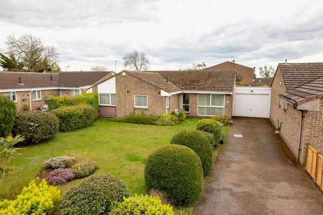 Detached bungalow for sale in Keats Close, Bicester