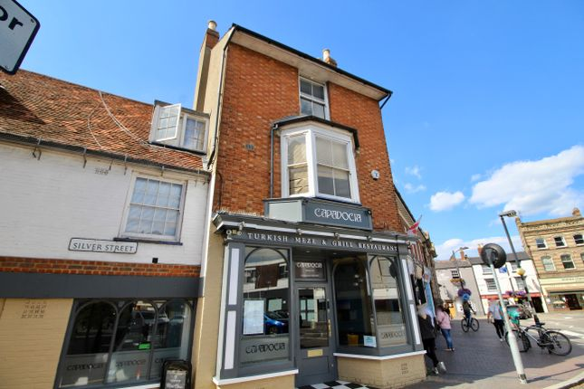 Thumbnail Flat for sale in Silver Street, Newport Pagnell