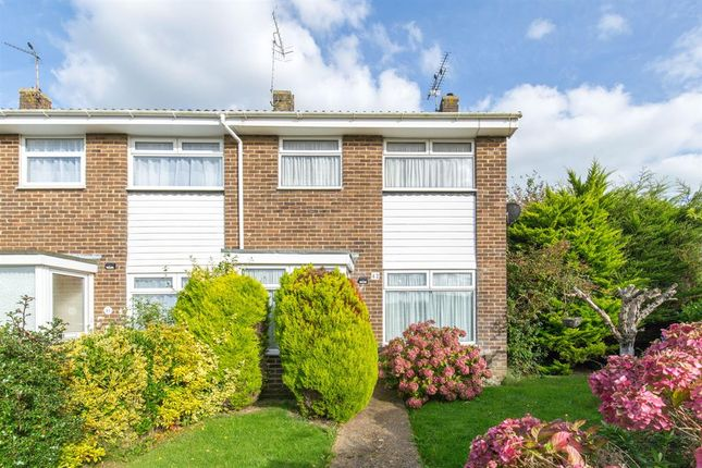 Thumbnail Semi-detached house for sale in Chilgrove Close, Goring By Sea, West Sussex
