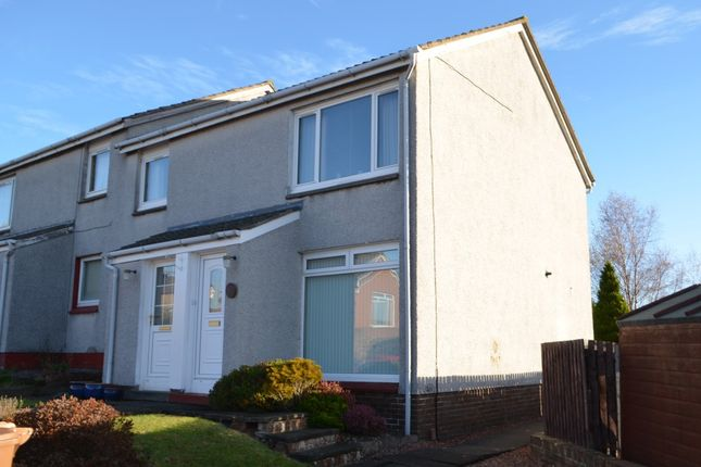 Thumbnail 2 bedroom flat to rent in Tolsta Crescent, Polmont, Falkirk