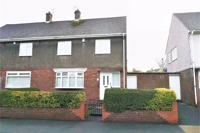 Thumbnail Semi-detached house for sale in Somerset Road, Springwell, Sunderland