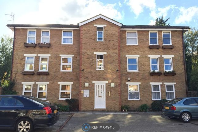 Thumbnail 2 bed flat to rent in Elmtree Court, London