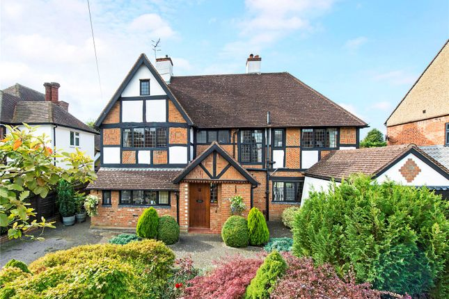 Thumbnail Detached house for sale in Garden Close, Watford, Hertfordshire