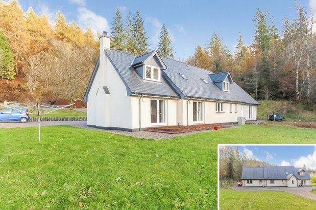 Thumbnail Detached house for sale in Achindarroch, Duror, Argyllshire