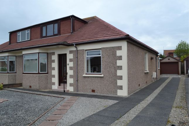 4 bed semi-detached bungalow for sale in 11 Dykesfield Place, Saltcoats