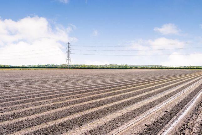 Land for sale in Moss Road, Croston, Leyland PR26