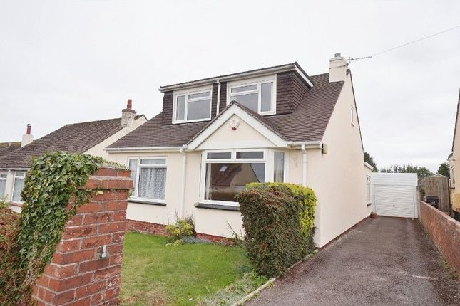 Thumbnail Bungalow for sale in Belfield Avenue, Marldon, Paignton