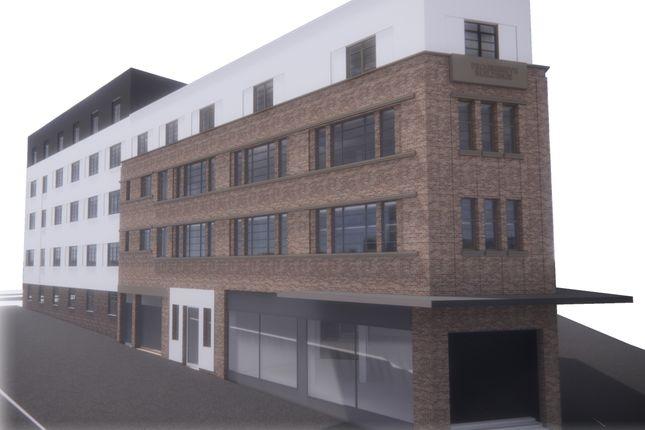 Thumbnail Block of flats for sale in Babington Lane, Derby