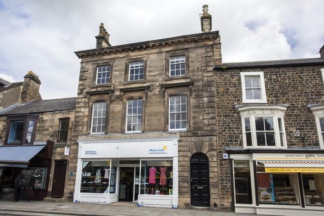 Thumbnail Commercial property for sale in Horsemarket, Barnard Castle, County Durham