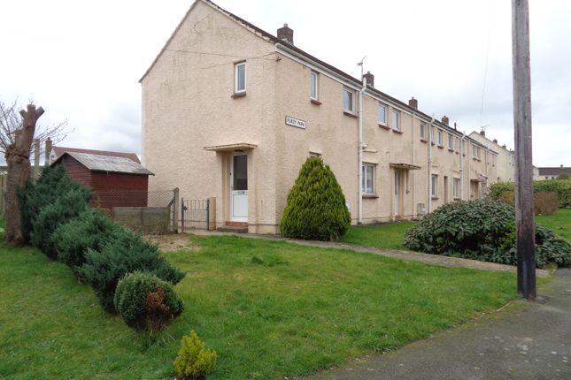 Thumbnail Semi-detached house to rent in Furzy Park, Haverfordwest